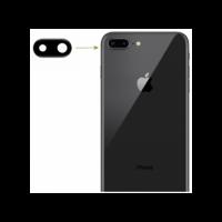 Remplacement Lentille Caméra Arrière iPhone 8 Plus
