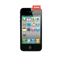 Remplacement Bouton Allumage Iphone 4S