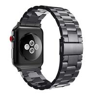 Bracelet en céramique noir pour Apple Watch 42/44mm