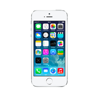 iPhone 5S 16GB Argent