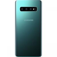 Remplacement vitre arrière Samsung Galaxy S10 G973F verte