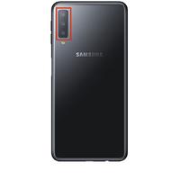 Remplacement lentille caméra arrière Samsung Galaxy A7 2018 A750F