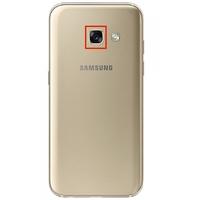 Remplacement lentille caméra arrière Samsung Galaxy A5 2017 A520F