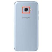 Remplacement lentille caméra arrière Samsung Galaxy A3 2017 A320F