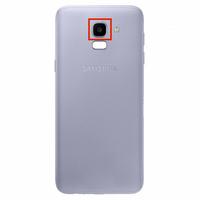 Remplacement lentille caméra arrière Samsung J6 2018 J600F