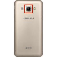 Rempalcement lentille caméra arrière Samsung Galaxy J5 2016 J510F