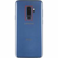 Remplacement lentille caméra arrière Samsung Galaxy S9+ G965F