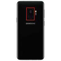 Remplacement lentille caméra arrière Samsung Galaxy S9 G960F