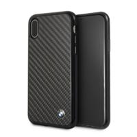 Coque Bmw en fibre de carbone iPhone X