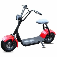 MOOVWAY City Coco scooter électrique Rouge
