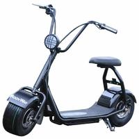 MOOVWAY City Coco scooter électrique Noir
