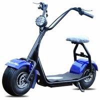 MOOVWAY City Coco scooter électrique Bleu