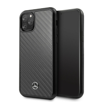 Coque Mercedes carbone iPhone 11 Pro