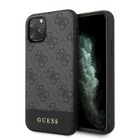 Coque Guess bi-matière noir iPhone 11 Pro