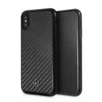 Coque Mercedes en fibre de carbone iPhone X
