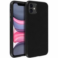Coque Rhinoshield Solidsuit fibre de carbone iPhone 11