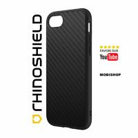 Coque Rhinoshield Solidsuit fibre de carbone iPhone 7 8 SE 2020