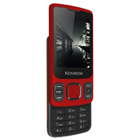Konrow Slider rouge