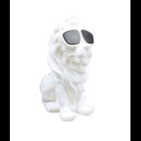 Enceinte Bluetooth Lion blanche
