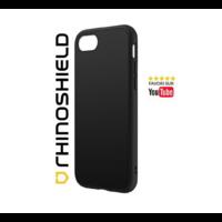 Coque Rhinoshield SolidSuit Classic noir iPhone 7 8 SE 2020