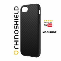 Coque Rhinoshield SolidSuit fibre de carbone iPhone 7+ 8+