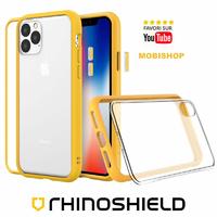 Coque Rhinoshield Modulaire Mod NX™ jaune iPhone 11 Pro Max