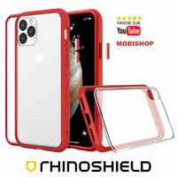 Coque Rhinoshield Modulaire Mod NX™ rouge iPhone 11 Pro Max