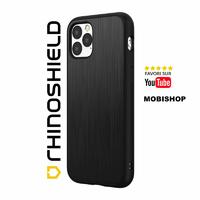 Coque Rhinoshield SolidSuit métal brossé iPhone 11 Pro Max