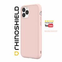 Coque Rhinoshield SolidSuit rose classic iPhone 11 Pro Max