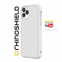 Coque Rhinoshield SolidSuit blanc classic iPhone 11 Pro Max