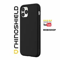Coque Rhinoshield SolidSuit noir classic iPhone 11 Pro Max