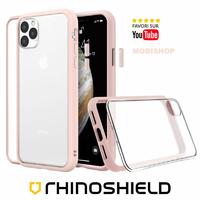 Coque Rhinoshield Modulaire Mod NX™ rose iPhone 11 Pro Max