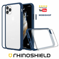 Coque Rhinoshield Modulaire Mod NX™ bleu iPhone 11 Pro Max