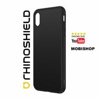Coque Rhinoshield SolidSuit Classic noir iPhone XS Max
