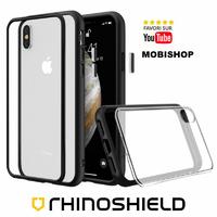 Coque Rhinoshield Modulaire Mod NX™ noir iPhone X XS