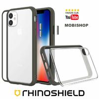 Coque Rhinoshield Modulaire Mod NX™ graphite iPhone 11