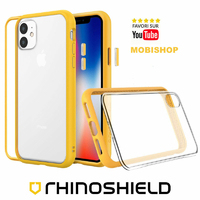 Coque Rhinoshield Modulaire Mod NX™ jaune iPhone 11