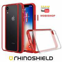 Coque Rhinoshield Modulaire Mod NX™ rouge iPhone XR