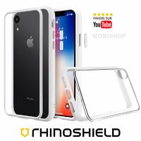 Coque Rhinoshield Modulaire Mod NX™ blanche iPhone 7+ 8+