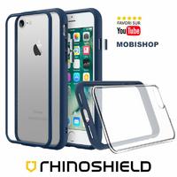 Coque Rhinoshield Modulaire Mod NX™ bleu iPhone 7+ 8+