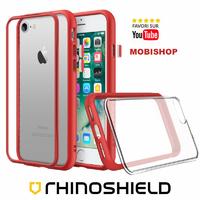 Coque Rhinoshield Modulaire Mod NX™ rouge iPhone 7+ 8+