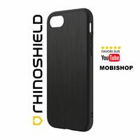 Coque Rhinoshield SolidSuit métal brossé iPhone 7 8 SE 2020
