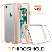 Coque Rhinoshield Modulaire Mod NX™ rose iPhone 7 8 SE 2020
