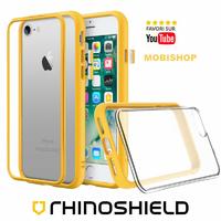 Coque Rhinoshield Modulaire Mod NX™ jaune iPhone 7 8 SE 2020