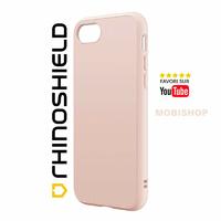 Coque Rhinoshield SolidSuit rose classic iPhone 7 8 SE 2020