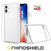 Coque Rhinoshield Modulaire Mod NX™ blanche iPhone 11