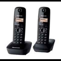 Téléphone fixe Panasonic KX-TG1612FRH Duo