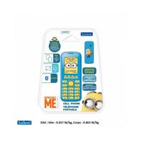 Téléphone Portable Minions Moi, Moche et Méchant débloqué double SIM