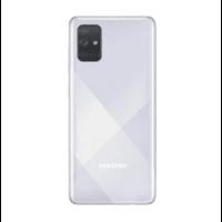Remplacement vitre arrière Samsung Galaxy A71 A715F blanche