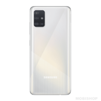 Remplacement vitre arrière Samsung Galaxy A51 A515F blanche